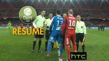 Valenciennes FC - Stade Brestois 29 (0-1)  - Résumé - (VAFC-BREST) / 2016-17