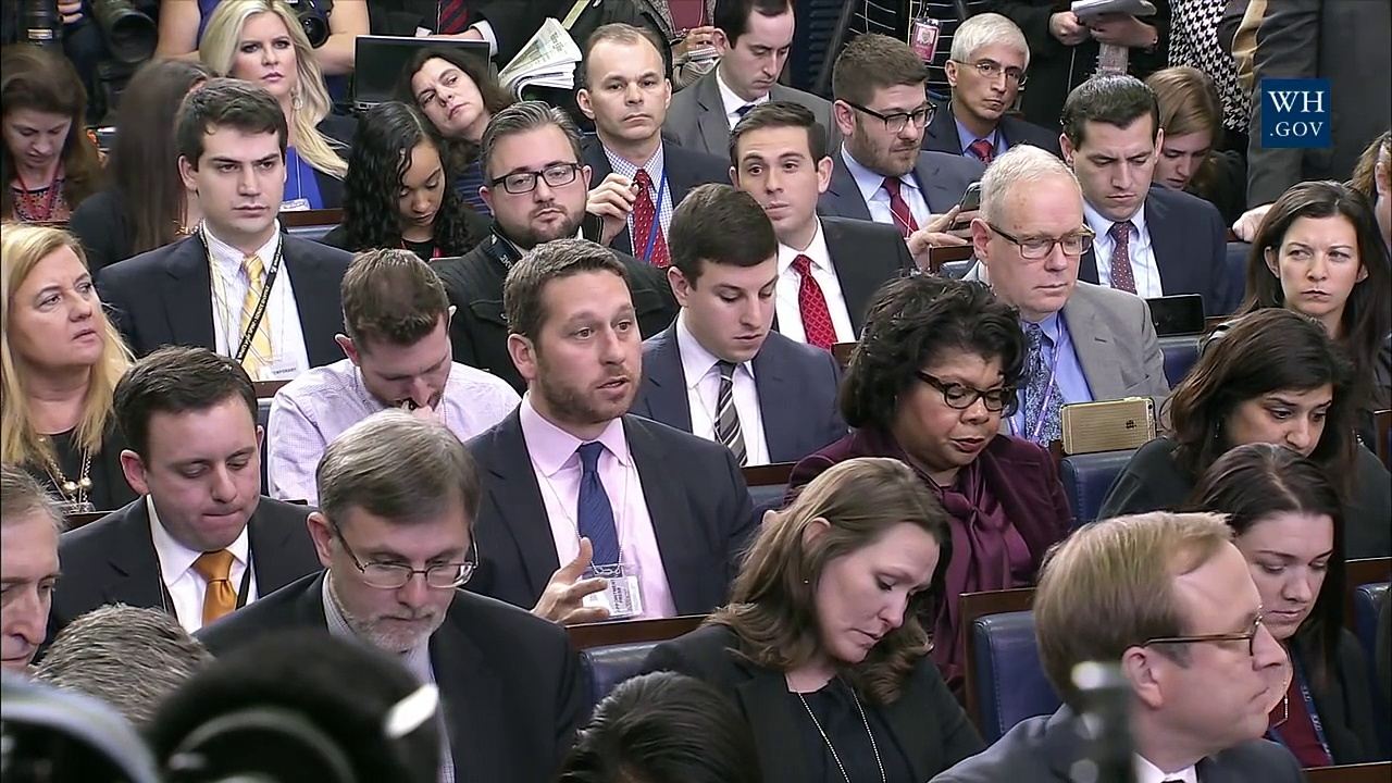 12517 White House Press Briefing