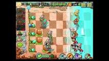 Растения против зомби 2 большая Пляжная волна-день 13, 14 iOS / андроида Walktrough геймплей