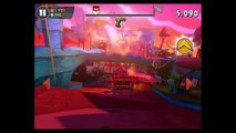 Angry Birds GO! (By Rovio Entertainment Ltd) - Boss Fight The Blues - Walktrough
