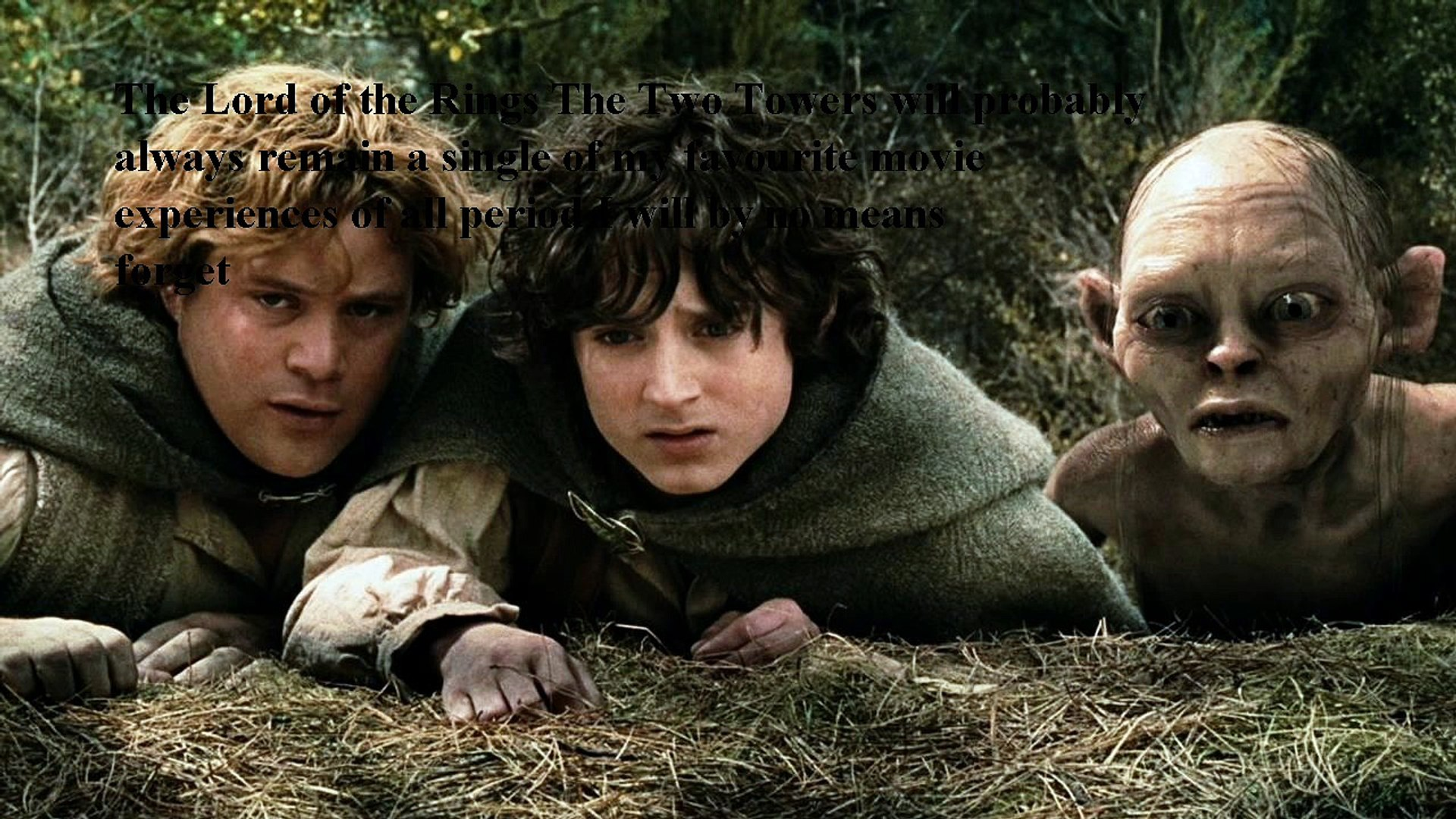 Watch The Lord Of The Rings The Two Towers 2002 Online Hd Video Dailymotion