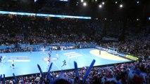 Valentin Porte - France 31 25 Slovénie - demi finale mondial 2017