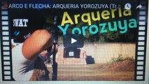TIRO COM ARCO: ARQUEIRO YOROZUYA (TRAILER DA SESSÃO DE ARCO E FLECHA)  - Arqueria #38