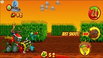 Play Catch UFO Gameplay for Android aliens struggle with UFOs