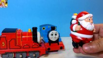 Santa Claus and Thomas And His Friends Santa Claus Is Coming To Town