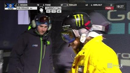 X-Games - Ski Big Air - James Woods s'impose sur le fil