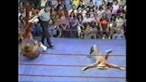 Ric Flair vs Kerry Von Erich (World Class May 11th, 1984)