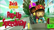 Zack and Quack - Pop Up Speedway! - Zack and Quack Games