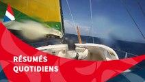 J83 : La flotte s'étire sur 5700 milles  / Vendée Globe