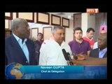 Coopération Ivoiro-indienne: Une forte délégation d'hommes d'affaires indiens en visite en CI