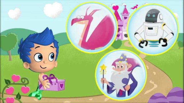 Bubble Guppies - Happy Valentines - Bubble Guppies Games
