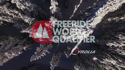 9th place Oscar Eriksson - ski men - Verbier Freeride Week 2* #3 2017