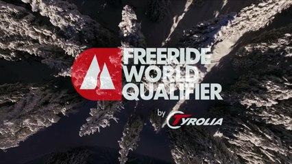 11th place Jan Tajbos - ski men - Verbier Freeride Week 2* #3 2017