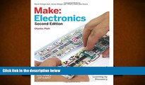 Free PDF Make: Electronics: Learning Through Discovery For Ipad