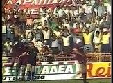 ΑΕΛ-Ξαμάξ & Ξαμάξ-ΑΕΛ Κύπελλο Πρωταθλητριών 1988-89 (Αθητική Ανασκόπηση 1988-ΕΤ1)