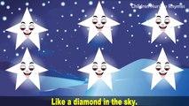 Сверкай сверкай маленькая Звезда | детский стишок с текстами английский детские стишки песни для детей