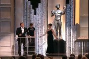 Colin Firth Acceptance Speech at SAG Awards 2011, for 'The King's Speech'