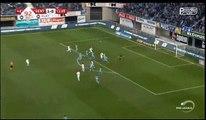 Kalifa Coulibaly Goal HD - Gent 2-0 Club Brugge 29.01.2017