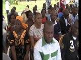 Elections municipales à adiaké: le discours du candidat SIE Hien au lancement de sa campagne