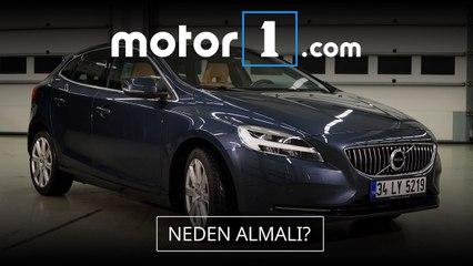 Makyajlı 2016 Volvo V40 İncelemesi - Neden Almalı?