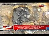 NTVL: Malakas na uri ng IED, natagpuan malapit sa bus terminal at PHL Army detachment sa Cotabato