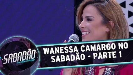 Wanessa Camargo no Sabadão - Parte 1