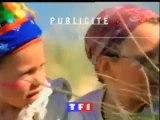 Tf1 jingles publicité 1997