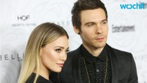 Hilary Duff Appears On The Red Carpet With Matthew Koma