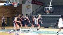 U18F Elite Dimanche 29 Janvier 2017 : Landerneau Bretagne Basket vs CJM Bourges Basket