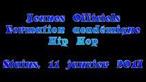 Formation académique Jeunes Officiels Hip Hop à Stains