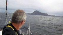 D84 : Sebastien Destremau crosses the Cap Horn / Vendée Globe