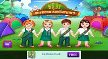 Baby Outdoor Adventures TabTale Gameplay app android apps apk learning education movie