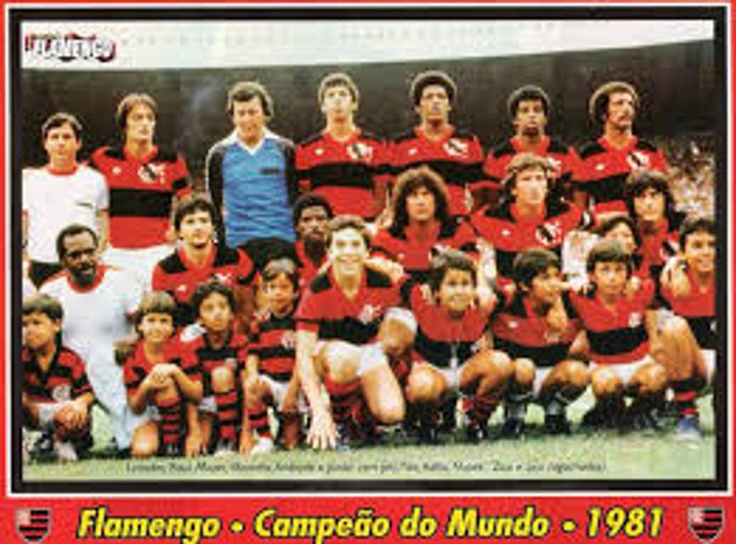 Adilio ignora decisão da FIFA e afirma Flamengo como Campeão Mundial de 1981