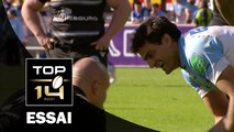 TOP 14 ‐ Essai Martin BUSTOS MOYANO (AB) – Bayonne-Brive – J17 – Saison 2016/2017