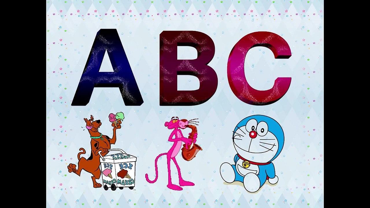 alphabet song in spanish - abc songs in spanish for children