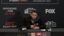 Jorge Masvidal complete UFC on Fox 23 post-fight comments