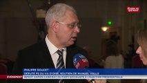 Philippe Doucet sur le rassemblement : « C'est Benoît Hamon qui a les cartes »