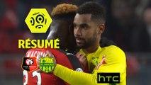 Stade Rennais FC - FC Nantes (1-1)  - Résumé - (SRFC-FCN) / 2016-17