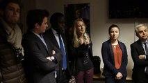 Discours au lancement des Jeunes avec Fillon - Hauts-de-Seine (92)