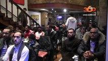 Maroc-Égypte- déception des supporters marocains dans un café casablancais