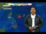 24 Oras: PAGASA: Humina na ang bagyong Betty at posibleng maging LPA sa loob ng 24 oras