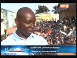 Agriculture: Le ministre Sangafowa mène des actions dans le centre du Pays
