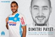 L'Olympique de Marseille annonce l'arrivée de Dimitri Payet