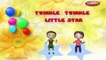 Twinkle Twinkle Little Star | Nursery Rhymes Lyrics | Nursery Poems | 3D Nursery Rhymes For Children