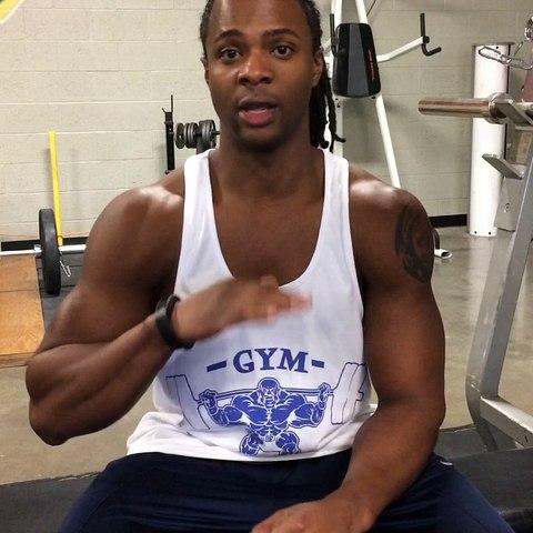 Shoulder finishing exercise