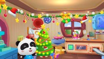 Little Pandas Candy Shop Panda games Babybus - Android gameplay Movie apps free kids best TV
