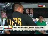 BT: MTRCB, nag-inspeksyon ng mga ipinalalabas na pelikula sa mga bus