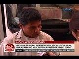 24 Oras: Nakainom na bus driver sa Araneta Ctr. Bus Terminal, hindi pinabiyahe