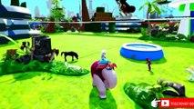 Jogo do Homem Aranha, NOVO Homem aranha e Elsa corrida com Francesco Bernoulli de DCTV