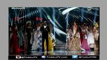 Miss Francia la nueva Miss Universo-Video